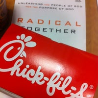 Photo taken at Chick-fil-A by Strawberry on 9/20/2013