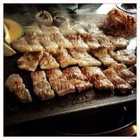 Photo taken at Eight Korean BBQ by Ellie C. on 3/1/2014