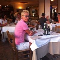 Photo taken at Aurora Ristorante, Pizzeria by Jan V. on 6/18/2013