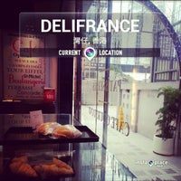 Photo taken at Délifrance by Joyce C. on 4/13/2013