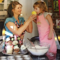 Photo taken at Gigi's Cupcakes by Jacqui G. on 7/28/2015
