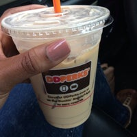 Photo taken at Dunkin Donuts by Jacqui G. on 5/26/2015