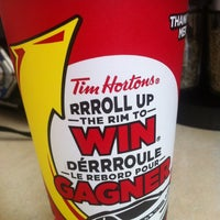 Photo taken at Tim Hortons by Kira H. on 3/5/2013