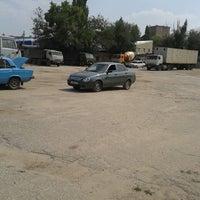 Photo taken at Воинская Часть 95655 by Мурад И. on 8/9/2013