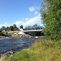 Photo taken at Озёрно-речная система «Вуокса» by Alexander K. on 7/27/2013