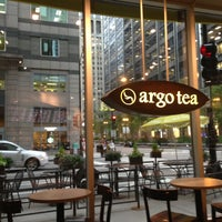 Photo taken at Argo Tea by Wareef F. on 5/31/2013