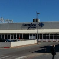 Photo taken at Carrefour by ReGiShA on 3/14/2013