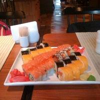 Снимок сделан в RollHouse - Sushi&Pizza пользователем Marusya 8/9/2013