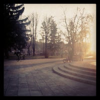 """Photo taken at Memorial Complex """"Eternity"""" by Dragosh R. on 2/12/2013"""