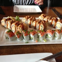 Photo taken at Blue Sushi Sake Grill by Amanda V. on 4/5/2013
