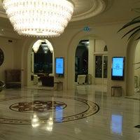 Photo taken at Grand Hotel Leonardo da Vinci by Giovanni P. on 8/11/2013