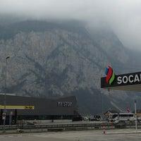 Das Foto wurde bei Gotthard Raststätte von Yaryna Z. am 3/29/2013 aufgenommen