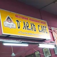 Photo taken at D'Arab Café by Joey A. on 6/2/2017