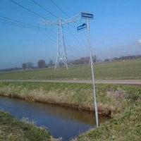 Photo taken at Elskensweg,otterweg by Marion E. on 3/4/2013
