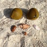 Photo taken at Pinders Beach by Lance P. on 6/8/2013