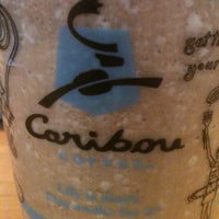 Photo taken at Caribou Coffee by Scott S. on 1/12/2013