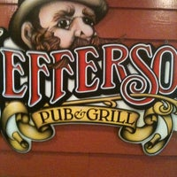 Photo taken at Jefferson Pub and Grill by Scott S. on 10/20/2012