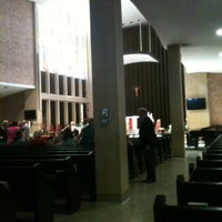 Photo taken at Annunciation Catholic Church by Scott S. on 4/27/2013