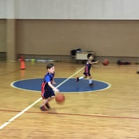 Photo taken at FESA Basketbol by Ozlem S. on 2/28/2016