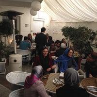 Photo taken at Wispo Café by Parisa H. on 1/23/2015