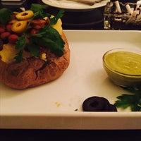 Photo taken at Wispo Café by Parisa H. on 12/3/2015