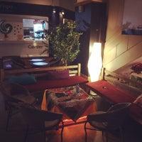 Photo taken at Wispo Café by Parisa H. on 12/9/2014