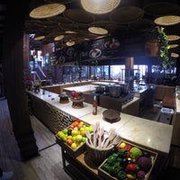 Photo taken at Burangrang Restaurant by Muhamad Azamuddin on 12/2/2016