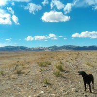 Photo taken at Colorado Hills Open Space Dog Park by patti c. on 4/4/2013