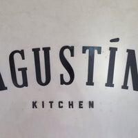 photo taken at agustin kitchen by nathan h on 122014 - Agustin Kitchen