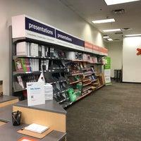 Photo taken at FedEx Office Print & Ship Center by Ozgun G. on 5/25/2017