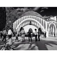 Photo taken at Parc de Sant Jordi by Marc R. on 4/14/2014