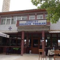 Photo taken at Hasköy Dinlenme Tesisleri by A.SADO K. on 6/15/2017