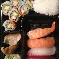 Photo taken at Toyama Sushi by Alex F. on 3/5/2013