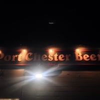 Photo taken at Port Chester Beer Distributors by Jay W. on 12/25/2013