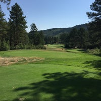 Photo taken at The Golf Club at Bear Dance by John P. on 8/20/2016