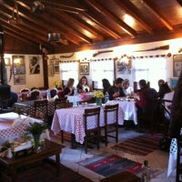 Photo taken at Alaşara Restaurant by Ercan Canay A. on 2/17/2013