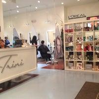Photo taken at Trini Salon & Spa by Lolis S. on 11/15/2013