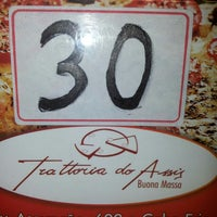 Photo taken at Trattoria do Assis by Tatiana L. on 2/26/2013