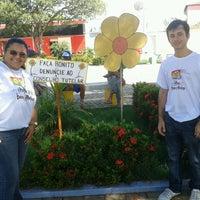 Photo taken at Serrinha dos Pintos by Claudio C. on 5/17/2014