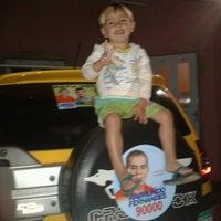 Photo taken at Serrinha dos Pintos by Claudio C. on 8/8/2014
