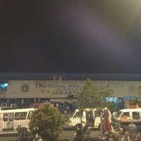 Photo taken at Terminal Lebak Bulus by Nayla S. on 4/15/2013
