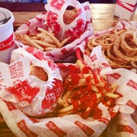 Photo taken at Tasty Burger by Henry H. on 2/22/2013