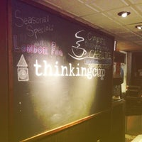 Photo taken at Thinking Cup by Henry H. on 3/18/2013