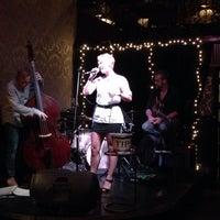 Photo taken at The Parish Underground by Jason V. on 4/13/2014