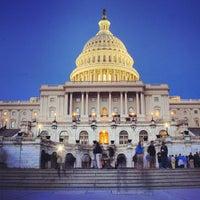 Photo taken at U.S. Senate by Sergey K. on 5/18/2013