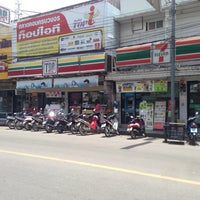 Photo taken at 7-11 ป้ายรถเมล์ by thummanoon k. on 7/23/2014