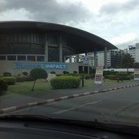 Photo taken at IMPACT Arena by thummanoon k. on 6/20/2013