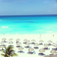 Photo taken at Krystal Cancún by Hiram C. on 6/12/2013