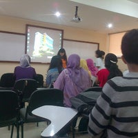 Photo taken at Universitas Mercu Buana by Haryo W. on 3/24/2013