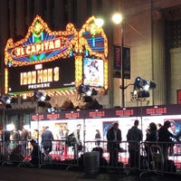 Photo taken at El Capitan Theatre by Margherita T. on 4/25/2013